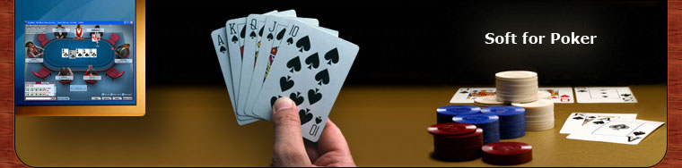 Soft for Poker. Reviews of the best programs for online poker. Homepage.